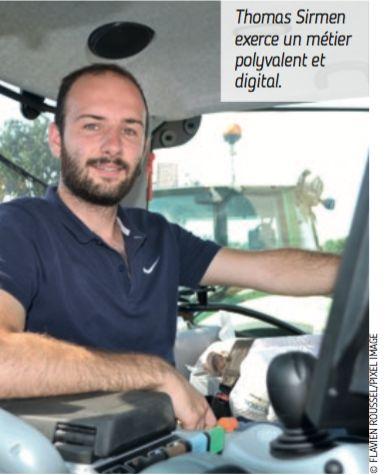 « IL Y A BEAUCOUP D'AVENIR DANS LE GUIDAGE GPS »