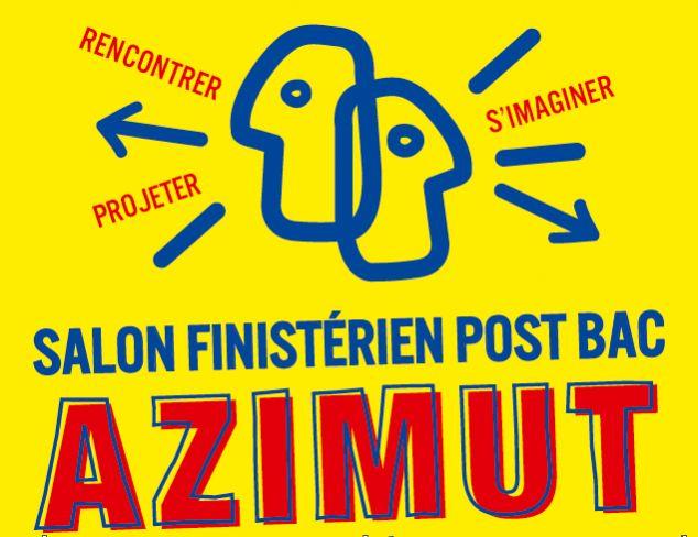 AZIMUT : LE SALON DE L'ORIENTATION ET DE L'ENSEIGNEMENT SUPÉRIEUR DU 24 AU 26 JANVIER 2019 À BREST