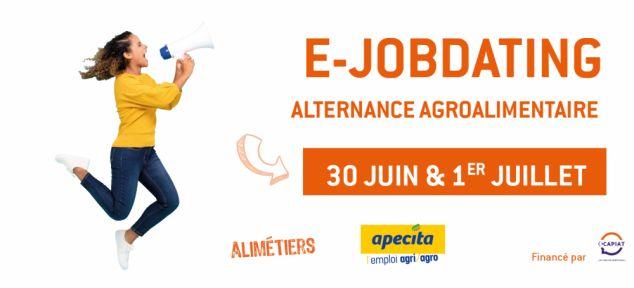 E-Jobdating Alternance !