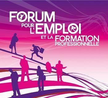 Forum de l'emploi à Pernes les Fontaines