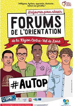 FORUM DE L'ORIENTATION DE TOURS LE 20 ET 21 JANVIER 2017