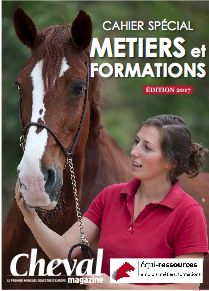 LA FILIERE EQUINE : METIERS ET FORMATIONS (EDITION 2017)