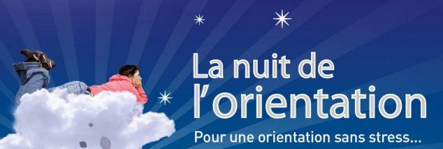 LA NUIT DE L'ORIENTATION A CHÂLONS EN CHAMPAGNE LE 3 FÉVRIER 2018 AU PARC DES EXPOS LE CAPITOLE