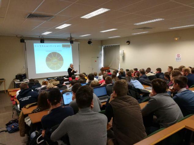 L'APECITA Hauts de France est intervenue pour une aide aux techniques de recherche d'emploi à l'Institut Privé Charles Quentin