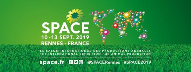 LE SALON SPACE DU 10 AU 13 SEPTEMBRE 2019 À RENNES