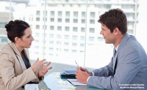 L'entretien individuel peut éclairer efficacement le candidat