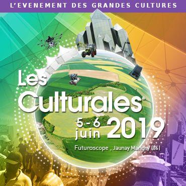LES CULTURALES LES 5 ET 6 JUIN 2019 AU FUTUROSCOPE DE POITIERS