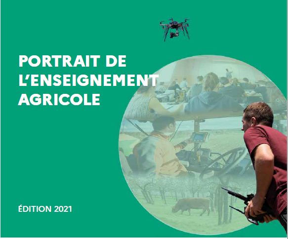 Portrait de l'enseignement agricole 2021