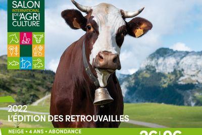 Salon International de l'Agriculture du 22 février au 1er mars 2020 à Paris - Porte de Versailles