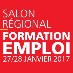 SALON REGIONAL FORMATION EMPLOI LE 27 ET 28 JANVIER 2017 A COLMAR