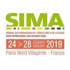 SIMA : Salon Mondial des fournisseurs de l'agriculture et de l'élevage du 24 au 28 février à Villepinte