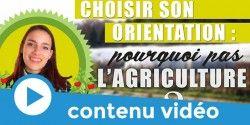 Vidéo : les filières agricoles pour les jeunes en Ile-de-France