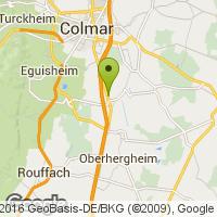 Antenne de Colmar