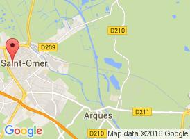 AGFCPS Flandres Audomarois Côte d'Opale - Site de Saint-Omer