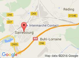 CFA de Sarrebourg