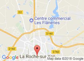 CFA des Chambres d'Agriculture des Pays de la Loire – Site de la Roche-sur-Yon