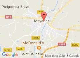 CFA des villes de la Mayenne - Site de Mayenne