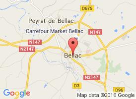 CFPPA Les Vaseix-Bellac - Site de Bellac
